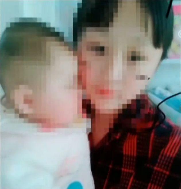 未成年孕妇妈妈发布不雅视频