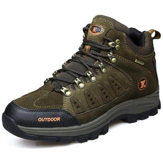 春節回傢穿雙登山鞋,比你皮鞋透氣還舒適,登山戶外通通不再話下