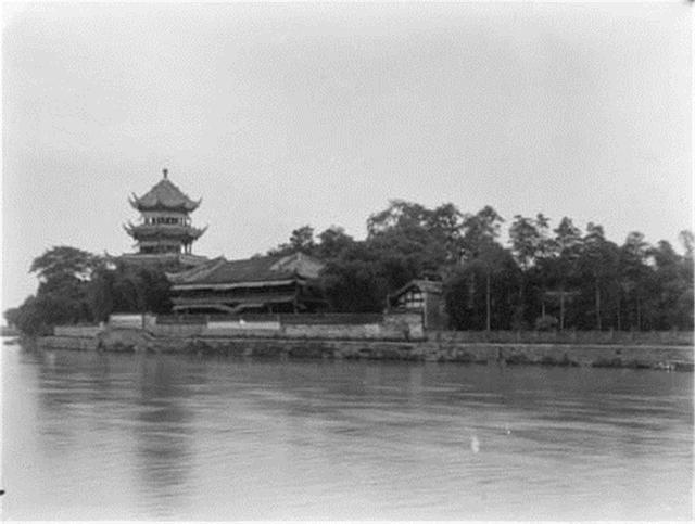 关于成都的历史:沧桑南市