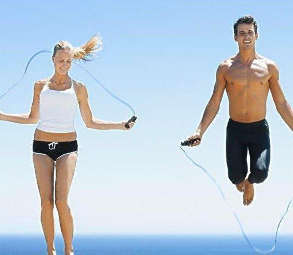 【图】跳绳可以减肚子和腿上的肉吗几招教你练-轻博客