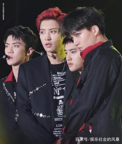 练习生里藏了多少EXO粉丝!朱正廷靠他们坚持