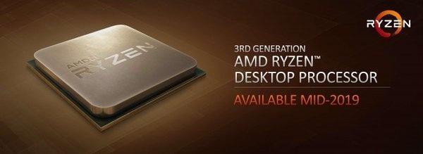 真龙到来 AMD发布7nm CPU和GPU AMD 第2张