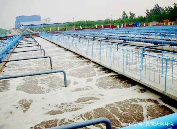 水污染处理的分类