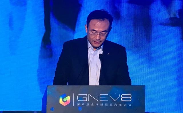 """北汽新能源总经理郑刚:新能源汽车产业如何实现""""1+1+1>3"""""""