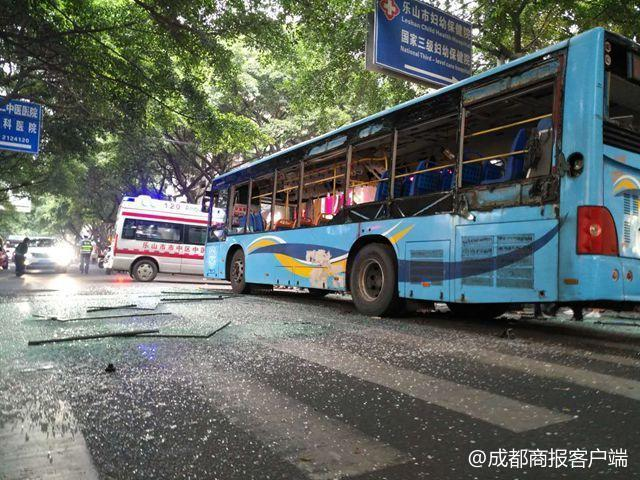 四川公交发生爆炸原因是什么 现场图片令人触目惊心