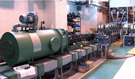 日本配置漩涡风机来研发电磁炮