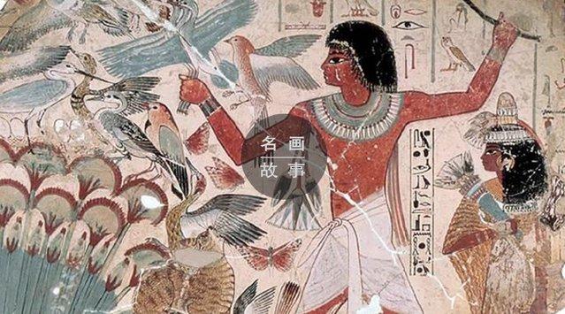 名画故事 古代壁画中隐藏着什么秘密?