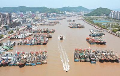 中國四大海域同步休漁