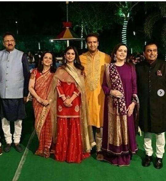 亚洲首富女儿婚礼!印度首富嫁女嘉宾名单大牌云集