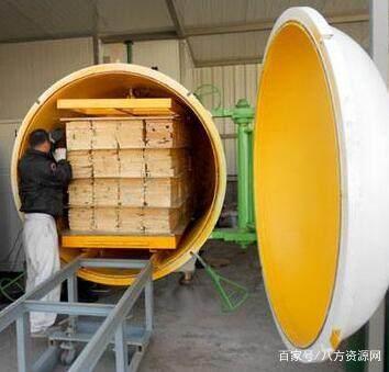 高频真空干燥设备在红木干燥领域的运用方法