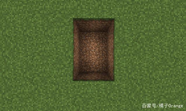 我的世界:最简单实用的红石门,一看就会!