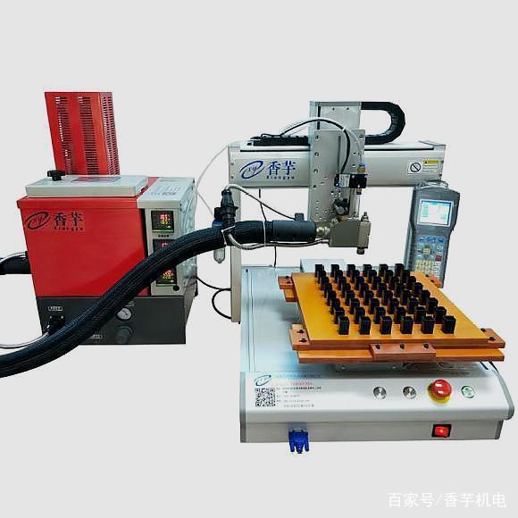 热熔胶点胶机点胶不良的因素都有哪些?