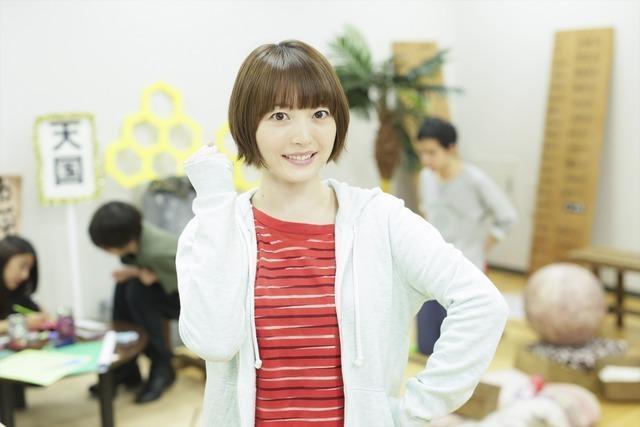 花泽香菜要出演电视剧,不知道这次笑不笑了