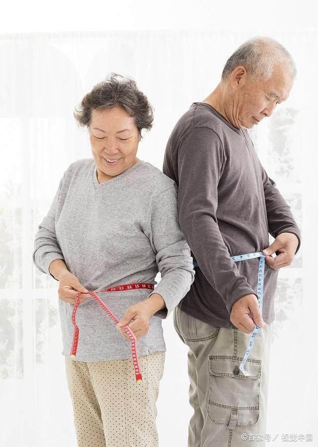 千金难买老来瘦,老年肥胖原因有哪些?-轻博客