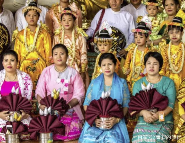 和中国女人有什么不一样?实拍:缅甸银河国际街头的女人