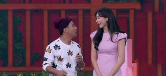 """林志玲对宋小宝说""""女神""""有多难熬?或许这是实话!"""