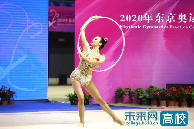 中國藝術體操國家隊對標東京奧運積極備戰