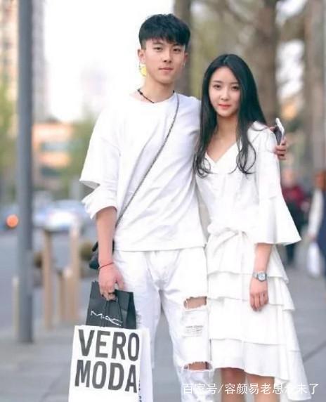 街拍:深圳街上的富二代美女,果然长得好看怎么穿都漂亮!