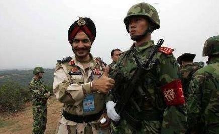 中印战争结束后,巴基斯坦却看傻了,就把手直接