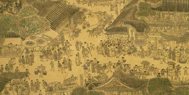 中国十大名画,认识7幅以上,文科成绩不会差!