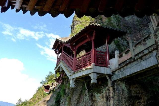 大慈岩 浙江最好玩的地方排名