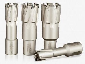 钢轨钢板钻孔机用空心钻头知识普及