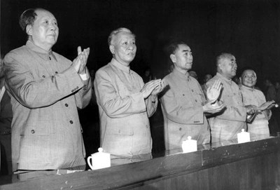 """毛泽东第一次当""""红娘""""?促成刘少奇与何宝珍的婚姻_湖南名人网"""