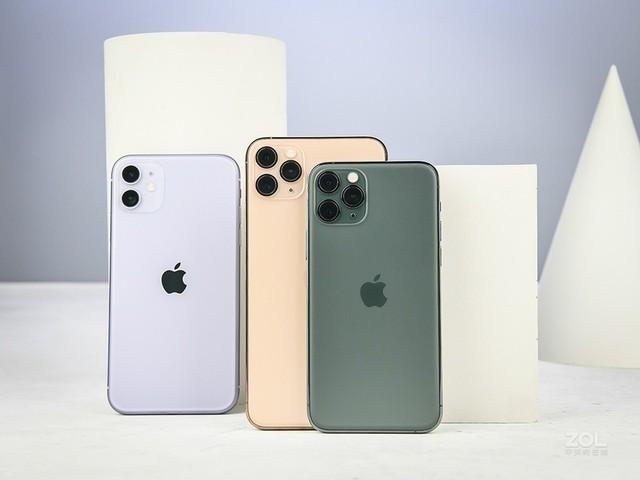 iPhone 11也没能拯救苹