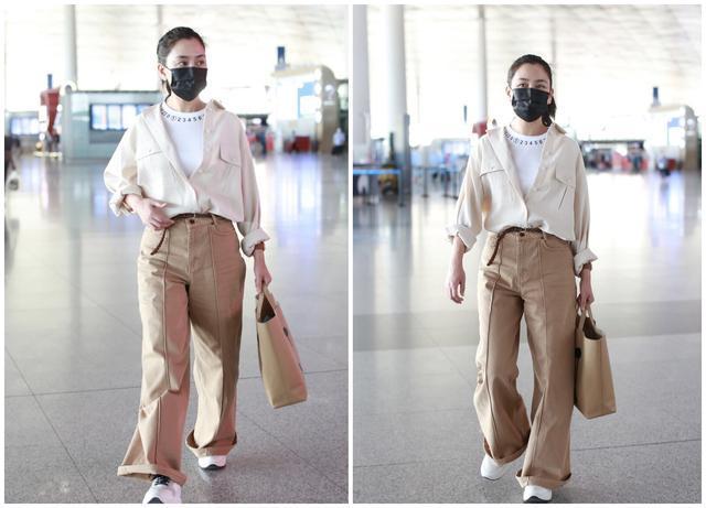 白衬衫该让位了,工装衬衫皮衬衫时尚又实在,秋季穿正流行