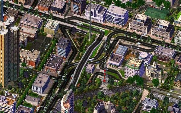 《城市:天际线》与模拟建造类游戏的历史与现实