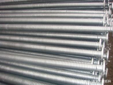 常见的温室大棚供暖设备-圆翼翅片管