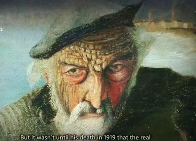 一副世界名画中隐藏的恶魔:对艺术,我只能叹服!