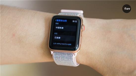 告诉你苹果表Series 3哪方面能代替iPhone