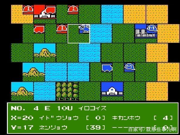30年前的这款FC游戏,奠定了战棋游戏的基础!