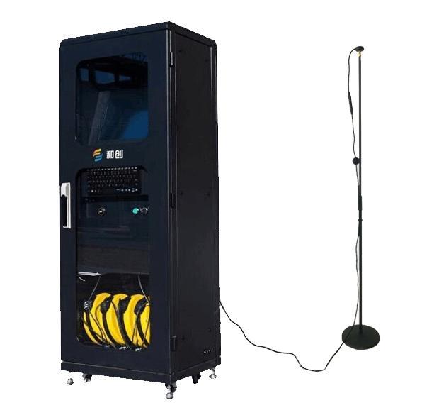 微震生命探测仪:对付人类只是基本操作