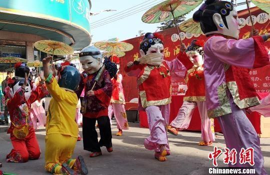 第十二届闽台陈靖姑民俗文化旅游节在福州启动