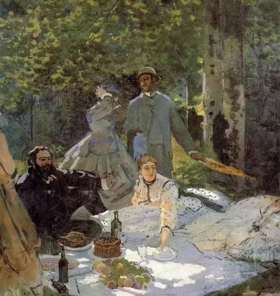莫奈最出名的17张名画
