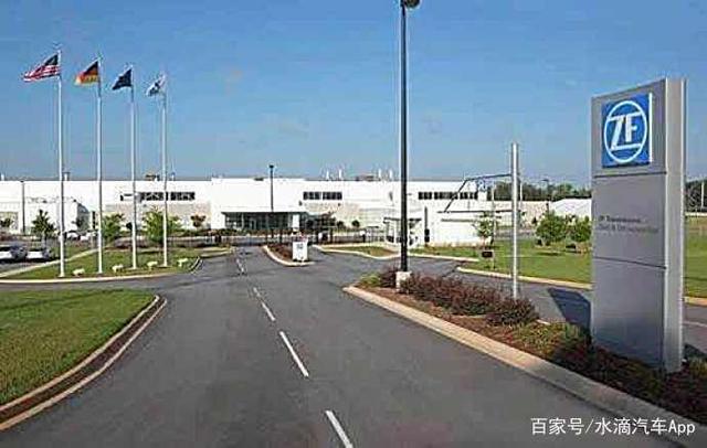 汽車零部件公司,世界十大汽車零部件公司