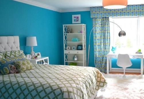 用什么颜色好_卧室装修用什么颜色风水好?这三种颜色运势最好!