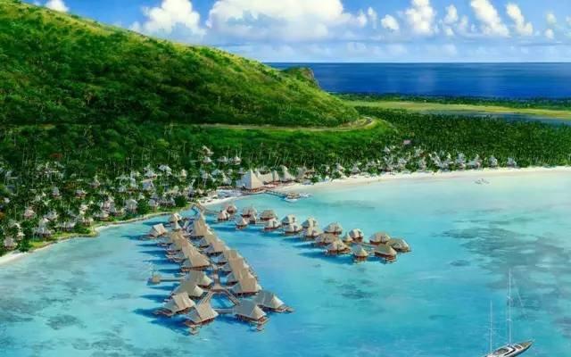 全世界颜值最高的海岛都在这儿
