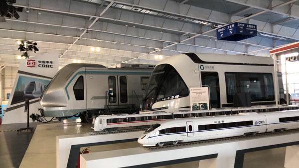 新一代地铁亮相最高等级无人运行系统,梦幻般的乘车体验