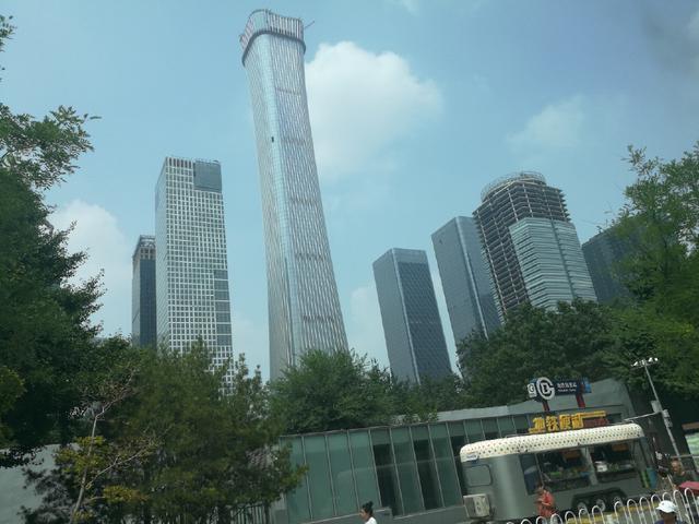中国尊-北京壮观的天际线!(图8)