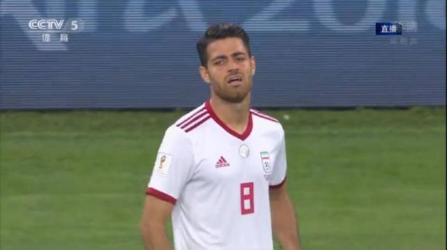世界杯伊朗和葡萄牙的比赛,被解说员最后的话