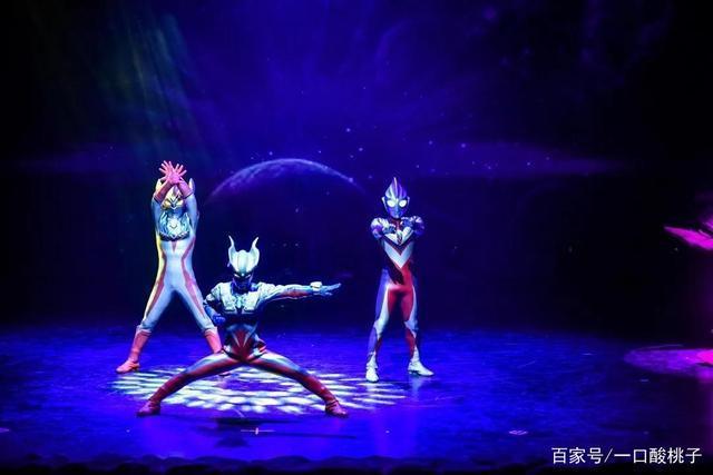 舞臺劇《奧特傳奇之英雄歸來》深圳演出信息一覽