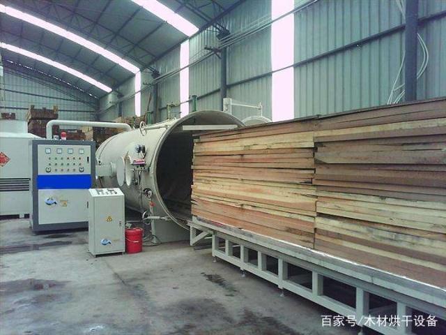 木材干燥设备的可靠性能取决于哪几个方面