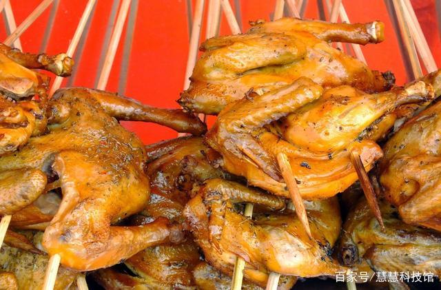 国内出名的各地美食特色小吃,一看就食欲满满