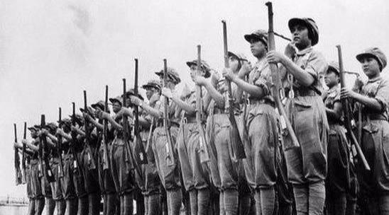 电视剧中的国军女兵与真实差距有多大