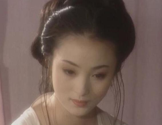 盘点影视剧中的古装美女,蒋勤勤美如西施,陈晓