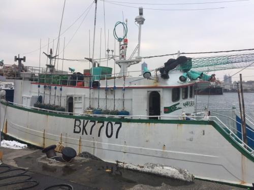 台湾渔船走私上千公斤毒品被抓获 船长获刑12年