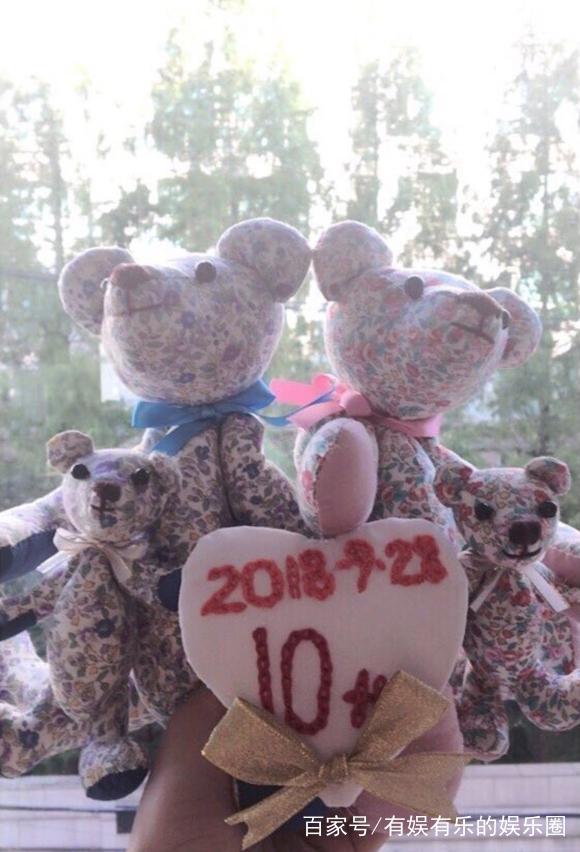 结婚时权相宇曾说,十周年纪念日要送妻子特别的礼物,他做到了![珠宝品牌]